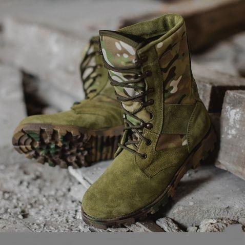 Берци шкіряні черевики з високими берцями - Інтернет супермаркет Mol ... 5e0ca1576040d